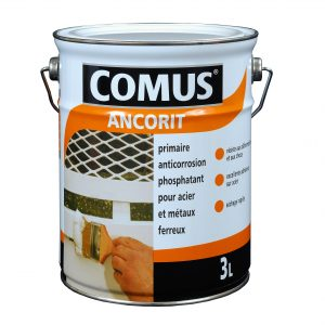 ANCORIT Primaire antirouille phosphatant pour supports ferreux