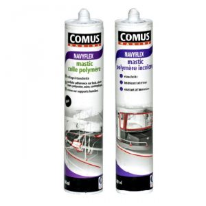 NAVYFLEX MASTIC COLLE POLYMERE Mastic élastomère
