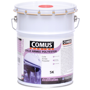 colle arme polyester comus marine